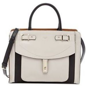 Authetic GUESS Kingsley Colorblock Satchel